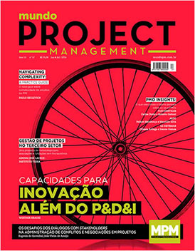Puma na revista Project Management