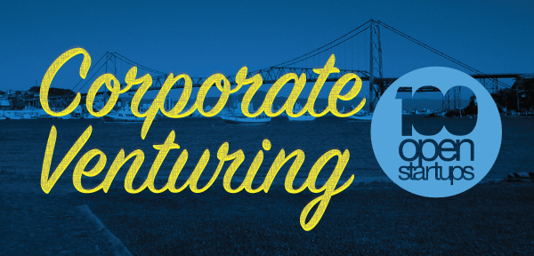 Corporate Venturis: 100 open startups